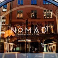 Nomad Swedish Food & Bar