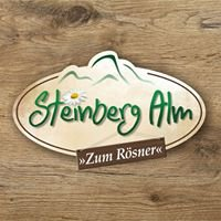 Steinberg Alm zum Rösner