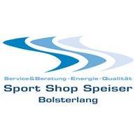 Sport Shop Speiser