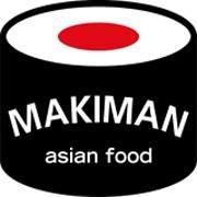 Makiman 1 Sushi, Noodles, Rice