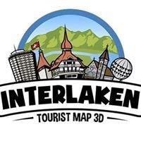 Interlaken Tourist Map 3D