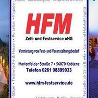 HFM Zelt & Festservice