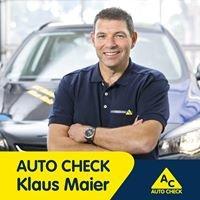 AUTO CHECK Klaus Maier