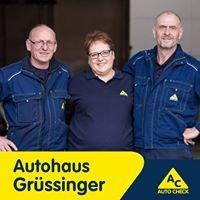 Autohaus Grüssinger