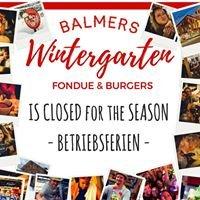 Balmers Biergarten - Grill & Chill