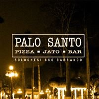 PALO SANTO Pizza Jato Bar