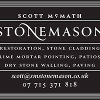 Scott McMath Stonemason