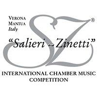 """""""Salieri - Zinetti"""" International Chamber Music Competition"""