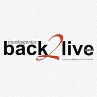 Musikagentur back2live