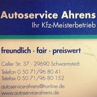 Autoservice Ahrens PROFISERVICE Werkstatt