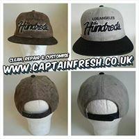 Captain Fresh Specialist Cap Cleaning, Repairs & Customs