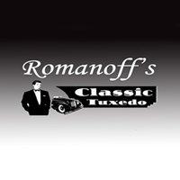 Romanoff's Classic Tuxedo