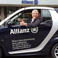 Allianz Hans Güßbacher Generalvertretung