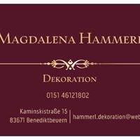 Magdalena Hammerl Dekoration