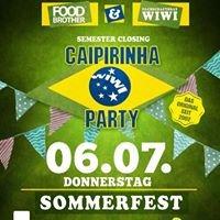 Caipirinha Wiwi Party