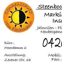 Steenbock Sonnenschutz    Markisen - Rollladen - Insektenschutz in Scheeßel
