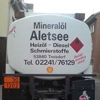 Mineralöle Aletsee