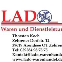 Lado Waren und Dienstleistung