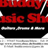 Buddy's Music Shop