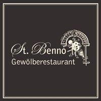 St. Benno Gewölberestaurant Meißen