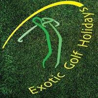 Exotic Golf Holidays
