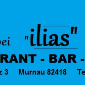 "Restaurant-Bar and Lounge  bei ""Ilias"""