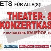 Theater- & Konzertkasse im Kaufhof