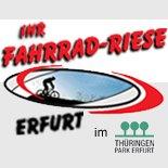 Fahrrad-Riese Erfurt