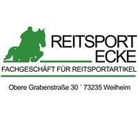 Reitsport-Ecke