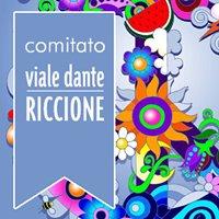 Viale Dante, Riccione
