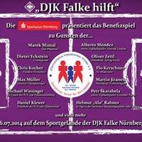 DJK Falke hilft