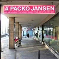 Geschenkverpackungen Packo Jansen
