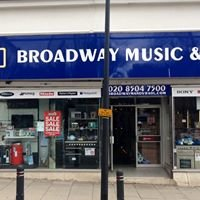 Broadway Music and Vision
