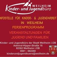 Kinder- und Jugendbüro - Stadt Weilheim