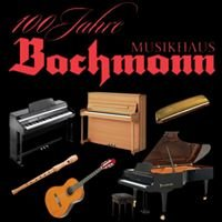 Musikhaus Bachmann in St. Gallen