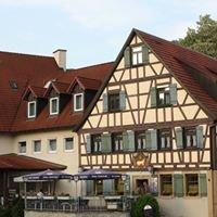 Akzent Hotel Goldener Ochsen Wolpertshausen Cröffelbach