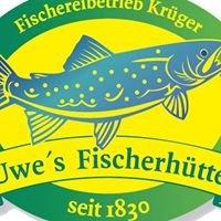 Uwes Fischerhütte - Ostseebad Ahlbeck - Insel Usedom