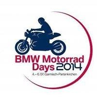 Garmisch-Partenkirchen Bmw Motorrad Days
