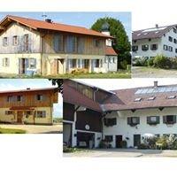 Urlaub auf dem Bauernhof - Ferienhof Filser - Schweinlang
