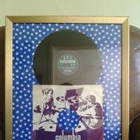 Upcycled Vinyl