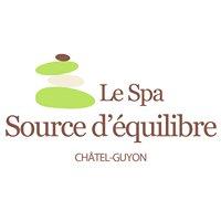 Le Spa source d'Équilibre Châtel Guyon