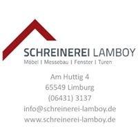 Schreinerei Lamboy GmbH