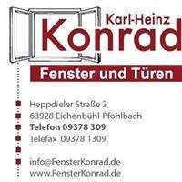 Fenster Konrad