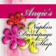 Napkin Decoupage Shop