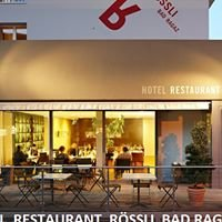 Hotel Restaurant Rössli Bad Ragaz