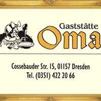 Gaststätte Oma