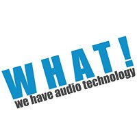 WHAT! - We Have Audio Technology