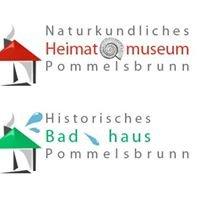 Naturkundliches Heimatmuseum und Badhaus Pommelsbrunn