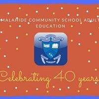 Malahide Community School Adult Education