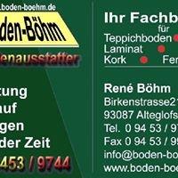 Boden Böhm